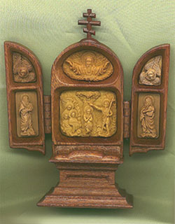 "Altar ""Epiphany"" (130x108x40mm) by DDE(f)"
