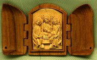 A small Icon `Holy Trinity`.